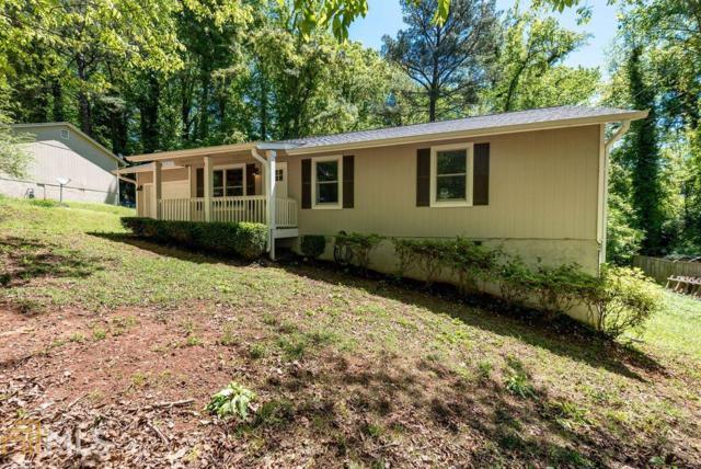 2897 Rockcliff Rd, Atlanta, GA 30316 (MLS #8565379) :: Buffington Real Estate Group