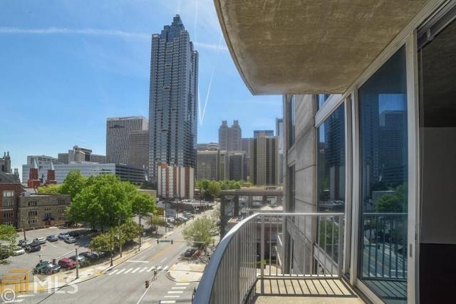 400 W W Peachtree St #812, Atlanta, GA 30308 (MLS #8565633) :: DHG Network Athens