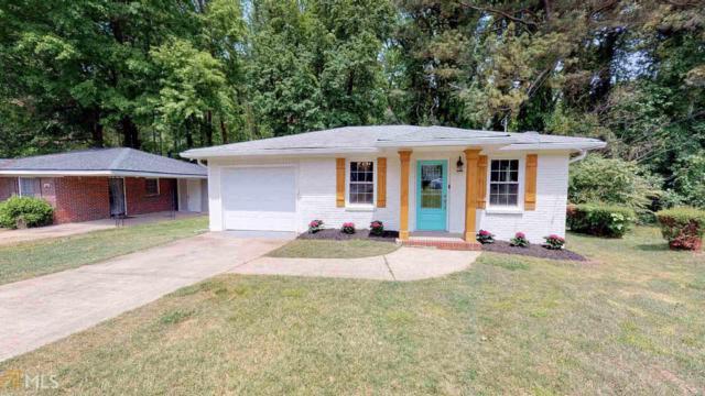 2571 Loghaven Dr, Atlanta, GA 30318 (MLS #8565786) :: Buffington Real Estate Group