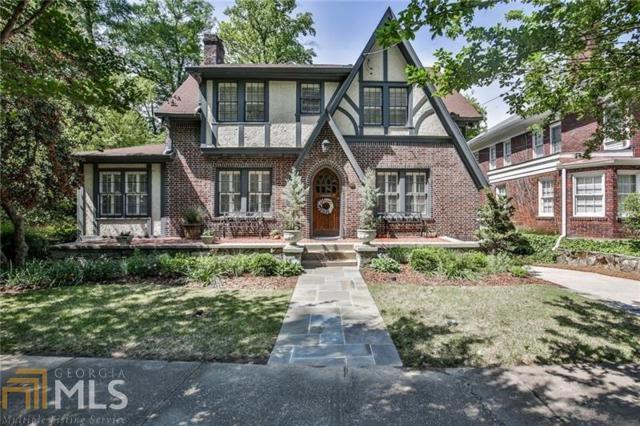 102 Maddox Drive, Atlanta, GA 30309 (MLS #8566018) :: Buffington Real Estate Group