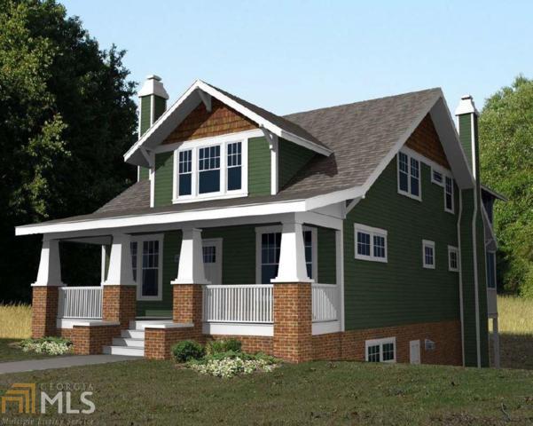 2443 Crestdale Cir, Atlanta, GA 30316 (MLS #8566593) :: Buffington Real Estate Group