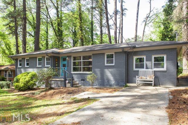 3354 Pinehill Drive, Decatur, GA 30032 (MLS #8566605) :: Buffington Real Estate Group