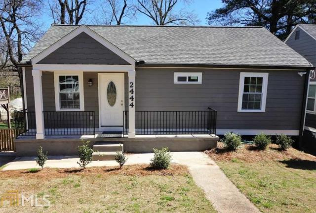 2444 Constance St, East Point, GA 30344 (MLS #8566892) :: Buffington Real Estate Group