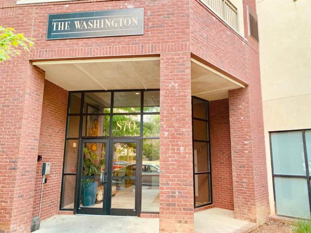 870 Mayson Turner Rd #1206, Atlanta, GA 30314 (MLS #8566919) :: DHG Network Athens