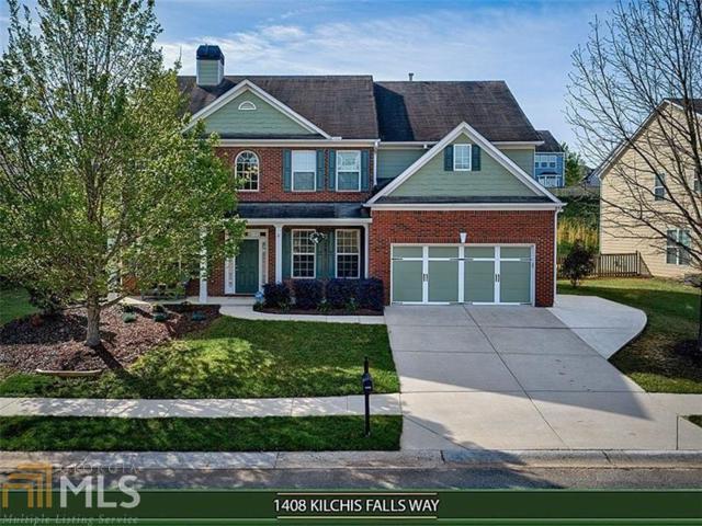 1408 Kilchis Falls Way, Braselton, GA 30517 (MLS #8567048) :: Buffington Real Estate Group