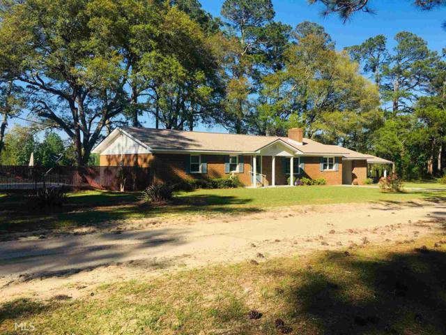 287 Thompson Ln, Statesboro, GA 30458 (MLS #8567569) :: RE/MAX Eagle Creek Realty