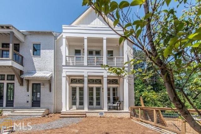 11600 Folia Circle #10, Alpharetta, GA 30005 (MLS #8567858) :: Buffington Real Estate Group
