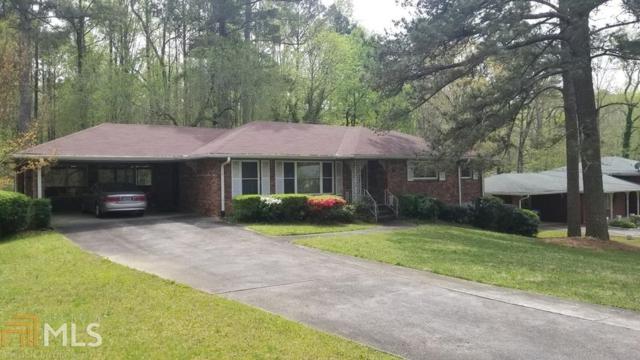 3678 Garrison Dr, Atlanta, GA 30331 (MLS #8568143) :: Ashton Taylor Realty