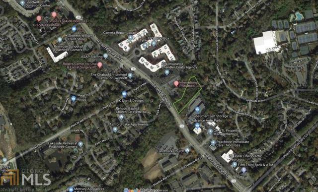 3770 Holcomb Bridge Rd, Norcross, GA 30092 (MLS #8569293) :: Ashton Taylor Realty