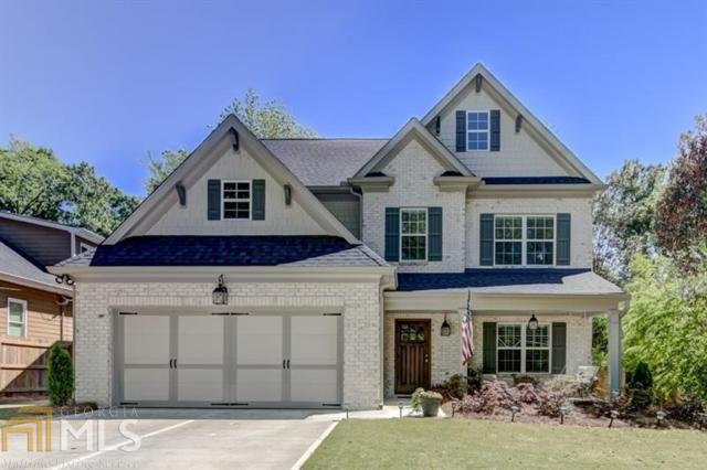 1332 Pierce Ave, Smyrna, GA 30080 (MLS #8569528) :: Royal T Realty, Inc.