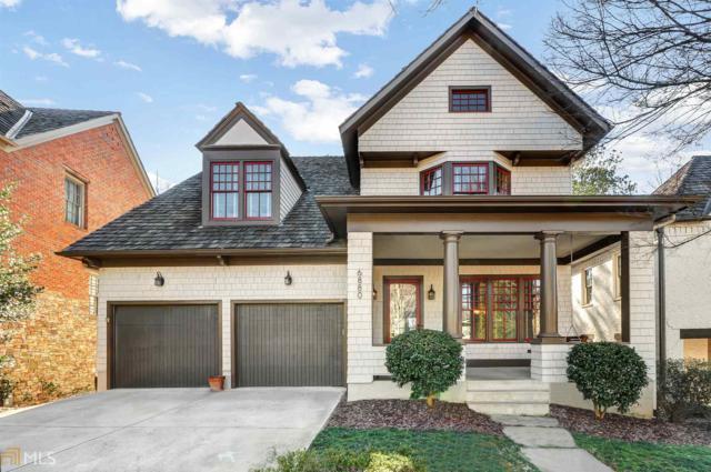 6880 Bucks Rd, Cumming, GA 30040 (MLS #8569627) :: Buffington Real Estate Group