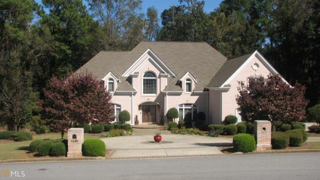 1420 Lakeshore Dr, Snellville, GA 30078 (MLS #8569846) :: Ashton Taylor Realty