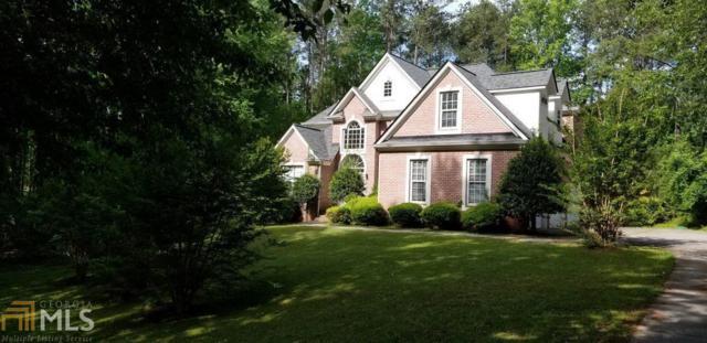205 Lang Dr, Fayetteville, GA 30214 (MLS #8570105) :: Buffington Real Estate Group
