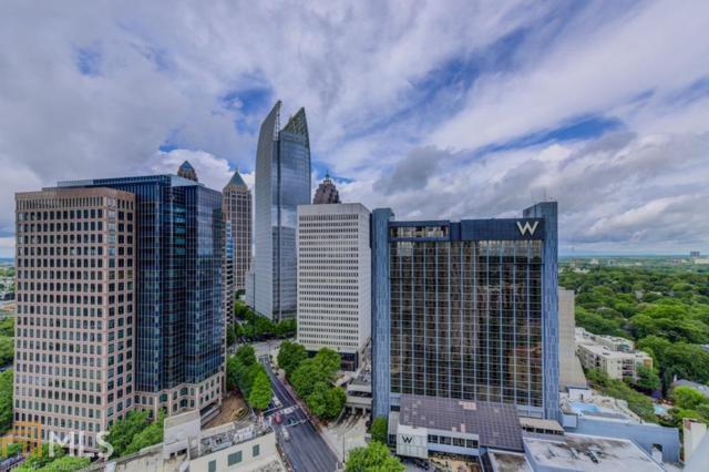 199 14th St #2609, Atlanta, GA 30309 (MLS #8570113) :: Rettro Group