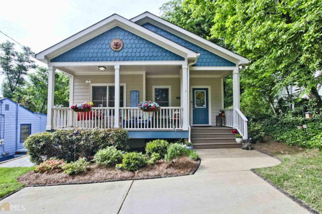 1870 Francis Ave, Atlanta, GA 30318 (MLS #8570261) :: Crown Realty Group
