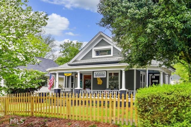 857 Cherokee Ave, Atlanta, GA 30315 (MLS #8570284) :: Crown Realty Group