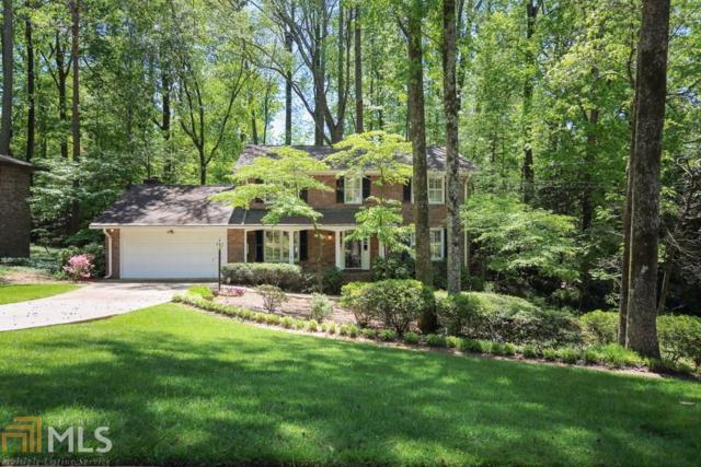 2859 Woodland Park Dr, Atlanta, GA 30345 (MLS #8570383) :: Buffington Real Estate Group