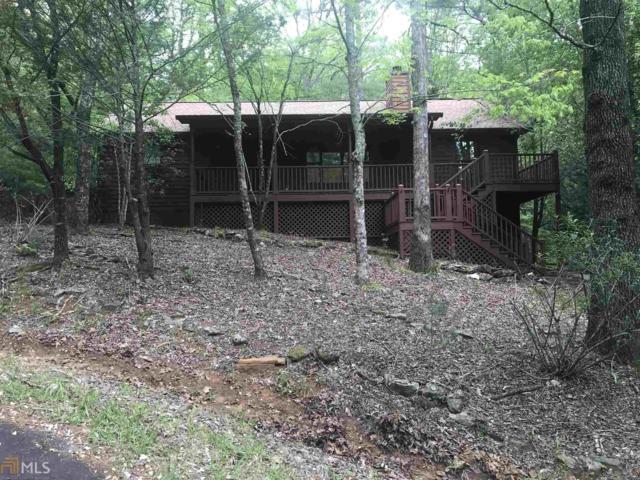 166 Quail Point, Sautee Nacoochee, GA 30571 (MLS #8570487) :: The Heyl Group at Keller Williams