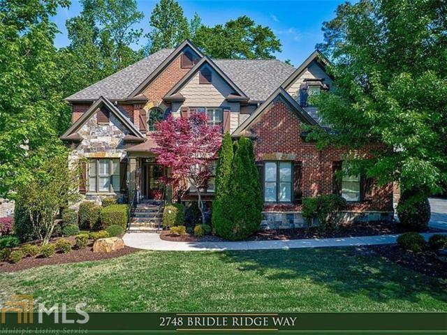2748 Bridle Ridge Way, Buford, GA 30519 (MLS #8571516) :: Team Cozart