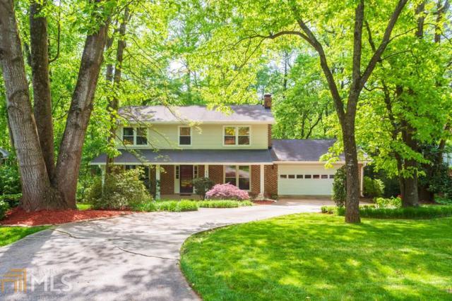 4520 Sharon Valley Ct, Dunwoody, GA 30338 (MLS #8571802) :: Buffington Real Estate Group