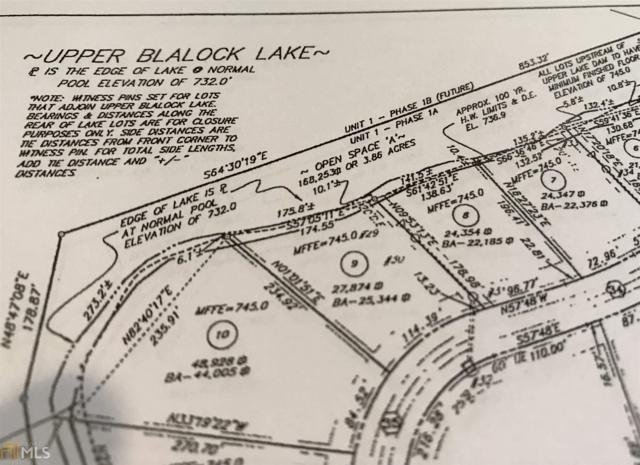 0 Buckeye Ridge Lot 8, Newnan, GA 30263 (MLS #8572162) :: Bonds Realty Group Keller Williams Realty - Atlanta Partners