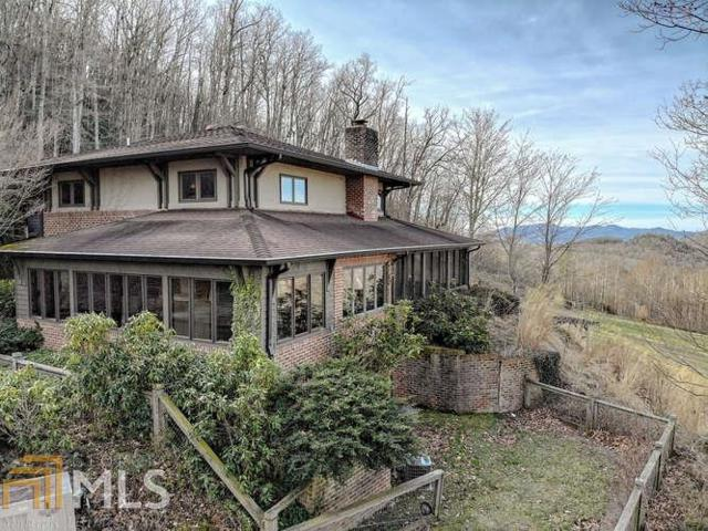 712 Lost Valley, Scaly Mtn, NC 28775 (MLS #8572426) :: Rettro Group