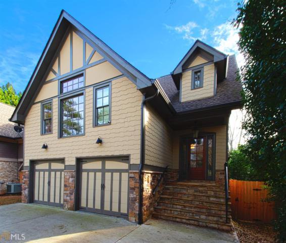 1041 Pine Grove Ave, Brookhaven, GA 30319 (MLS #8573815) :: Buffington Real Estate Group