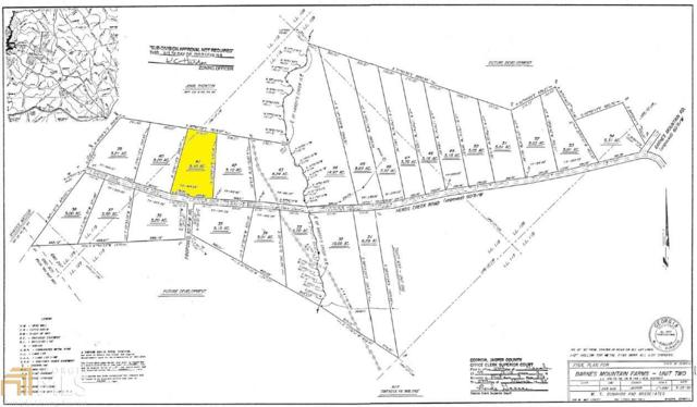 0 Herd Creek Rd #41, Mansfield, GA 30055 (MLS #8573854) :: Bonds Realty Group Keller Williams Realty - Atlanta Partners