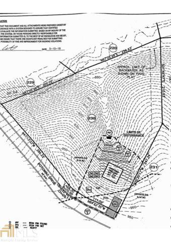 0 Potomac Dr Lot 230, Dallas, GA 30132 (MLS #8573924) :: Military Realty