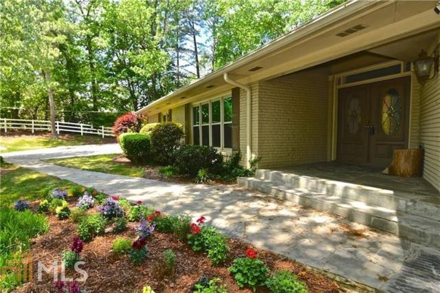 1639 Musket Ridge, Atlanta, GA 30327 (MLS #8574299) :: Military Realty