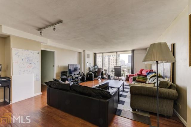620 Peachtree St #1105, Atlanta, GA 30308 (MLS #8574375) :: Rettro Group