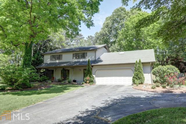4566 Amberly Ct S, Dunwoody, GA 30360 (MLS #8574725) :: Buffington Real Estate Group