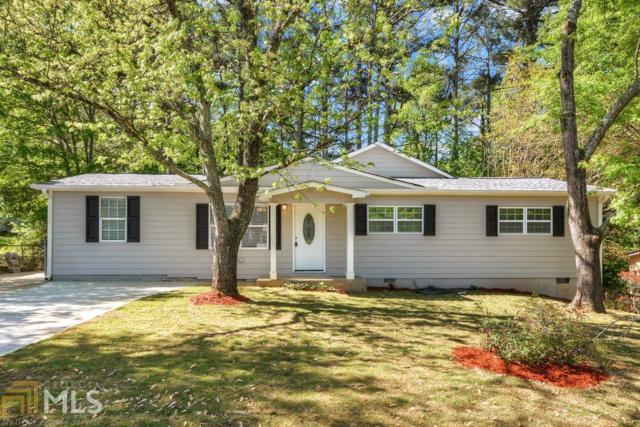 1416 Sycamore Dr, Kennesaw, GA 30152 (MLS #8575192) :: Buffington Real Estate Group