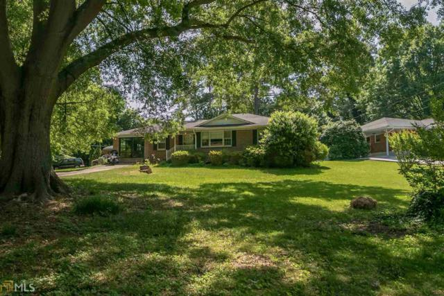 1907 Canmont Dr, Brookhaven, GA 30319 (MLS #8575787) :: Buffington Real Estate Group