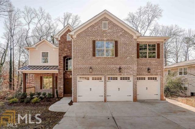 1575 Runnymeade Rd, Brookhaven, GA 30319 (MLS #8575994) :: Buffington Real Estate Group