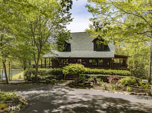 619 Hidden Valley Lakes E, Mccaysville, GA 30555 (MLS #8576097) :: Rettro Group