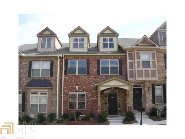 563 Ridge View Xing, Woodstock, GA 30188 (MLS #8576386) :: Buffington Real Estate Group
