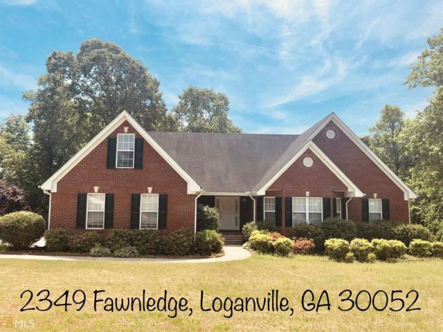 2349 Fawnledge, Loganville, GA 30052 (MLS #8576417) :: Buffington Real Estate Group