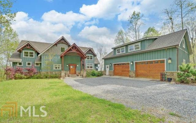 3125 Chatuge Overlook, Hiawassee, GA 30546 (MLS #8576623) :: Rettro Group