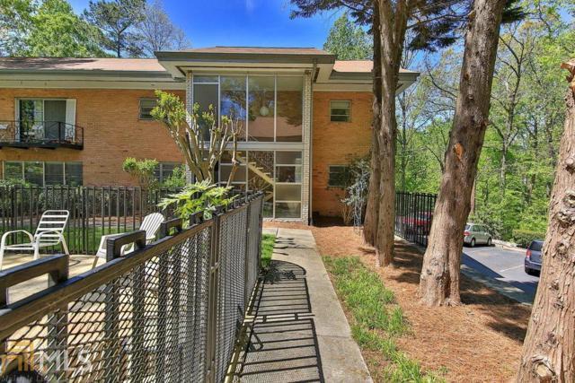 1230 Woodland Ave #8, Atlanta, GA 30324 (MLS #8576761) :: Rettro Group