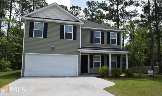 110 Crooked Oaks Dr, Rincon, GA 31326 (MLS #8577134) :: Buffington Real Estate Group