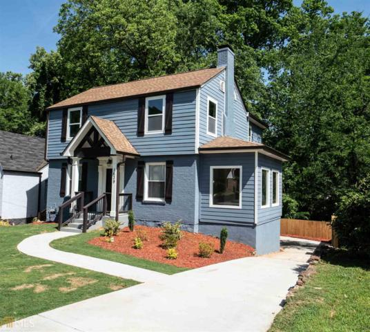 1639 Emerald Ave, Atlanta, GA 30310 (MLS #8577186) :: The Heyl Group at Keller Williams