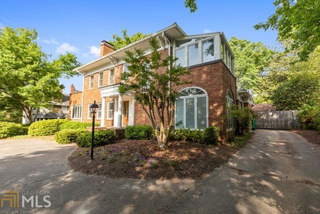 1036 Oxford Rd, Atlanta, GA 30306 (MLS #8577467) :: Buffington Real Estate Group