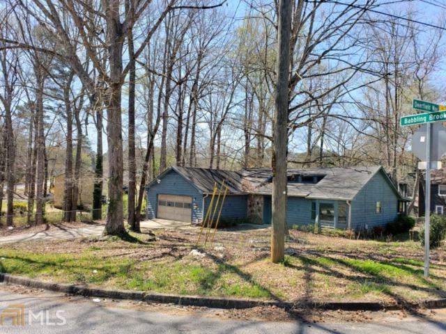 7041 Babbling Brook Dr, Rex, GA 30273 (MLS #8577592) :: Buffington Real Estate Group