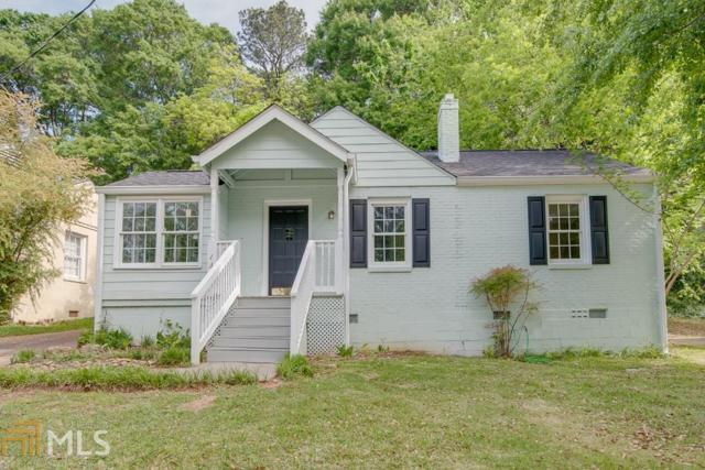 1389 East Forrest Ave, East Point, GA 30344 (MLS #8577878) :: Buffington Real Estate Group