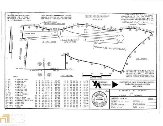 268 Elliott Rd, Dawsonville, GA 30534 (MLS #8578307) :: Rettro Group