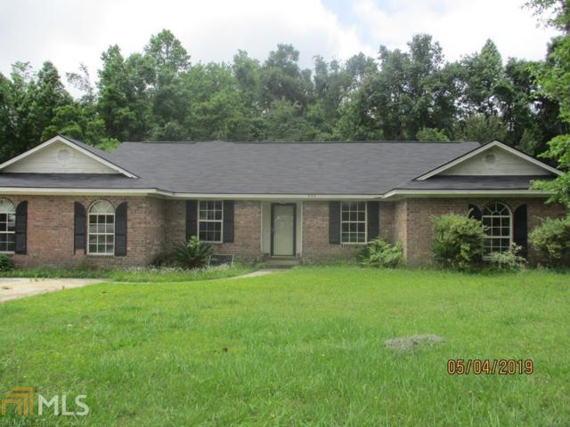 393 Meloney Dr, Hinesville, GA 31313 (MLS #8578312) :: Athens Georgia Homes