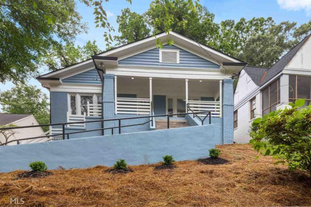 954 Byron Dr, Atlanta, GA 30310 (MLS #8580141) :: Team Cozart