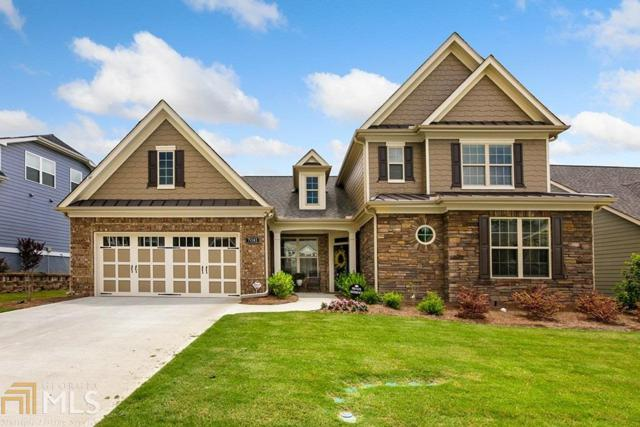 7081 Boathouse Way, Flowery Branch, GA 30542 (MLS #8580476) :: Team Cozart