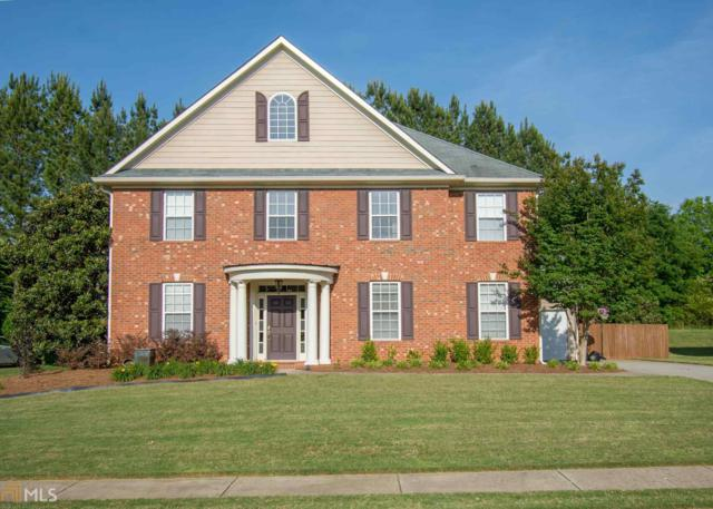 121 Keswick Manor Dr, Tyrone, GA 30290 (MLS #8580644) :: Buffington Real Estate Group